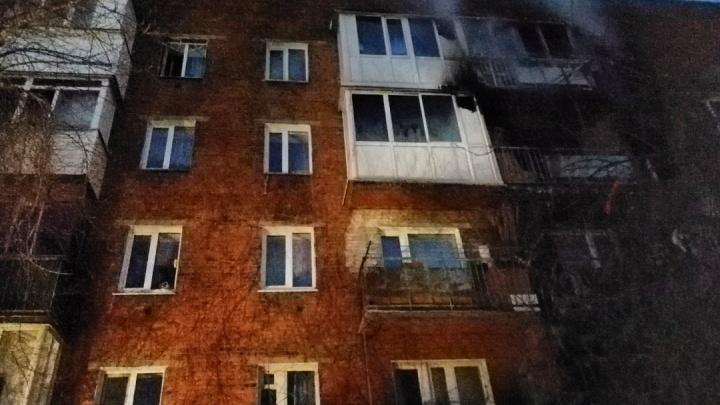 Инспекторы выяснили, что в квартире произошёл хлопок не от газа