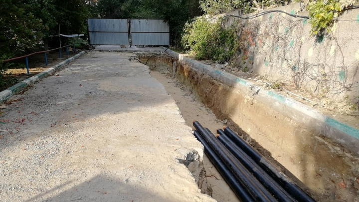 Горячую воду жителям поселка Ангарский в Волгограде будут возвращать поэтапно