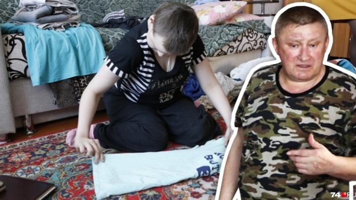 Южноуральцу, который в одиночку растит дочь-инвалида, пообещали помочь с оплатой ипотеки