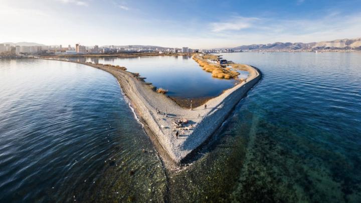 Как переехать с берега Туры на Чёрное море