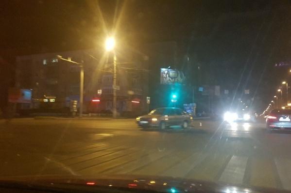 В Щучанском районе подросток на скутере не уступил дорогу и попал в больницу