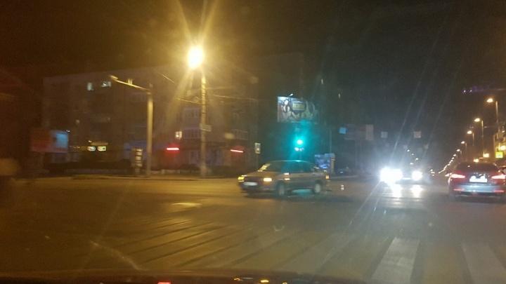 Подросток на скутере столкнулся с ГАЗом в Щучанском районе