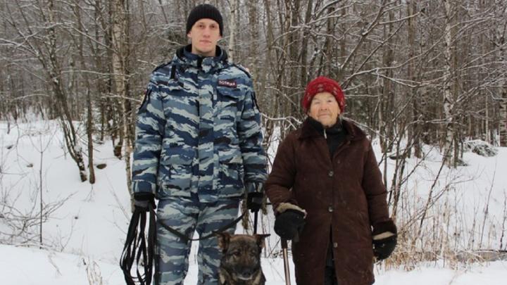 «Ушла искать сбежавшую козу». В Прикамье полицейские отыскали пропавшую 87-летнюю бабушку