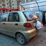 «Я паркуюсь, как...»: Matiz с мусором на Широтной и KIA, загородившая проезд на Хохрякова