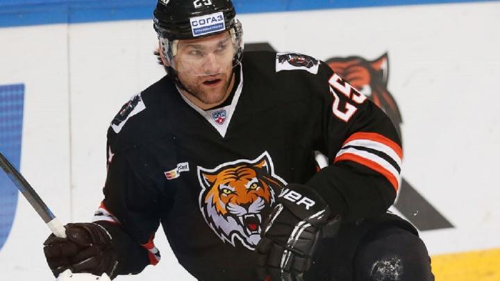 В омский хоккейный клуб переходит нападающий из «Амура»