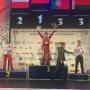 Волгоградский кикбоксер на чемпионате Европы забрал золотую медаль у «Кролика»