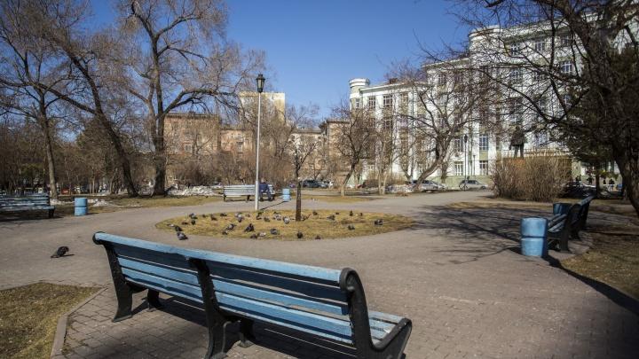 Якорь мне в город: в центре Новосибирска появится 3-метровый памятник героическим речникам