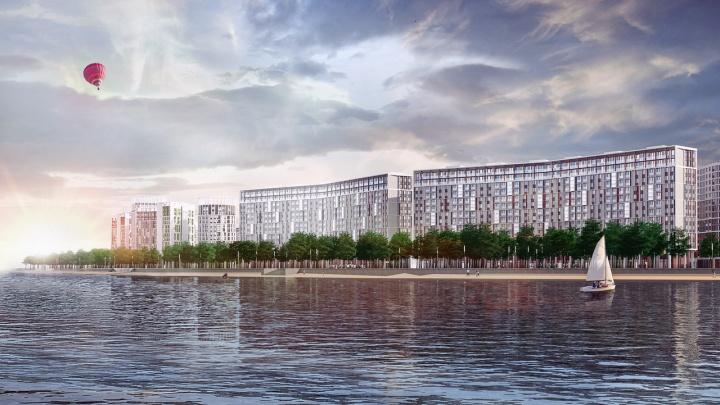 Февраль — время выгодного переезда: челябинцам предложат квартиры от группы ЛСР в Санкт-Петербурге