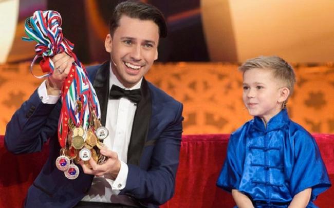 Юный спортсмен из Уфы получил медаль «Лучше всех» на Первом канале