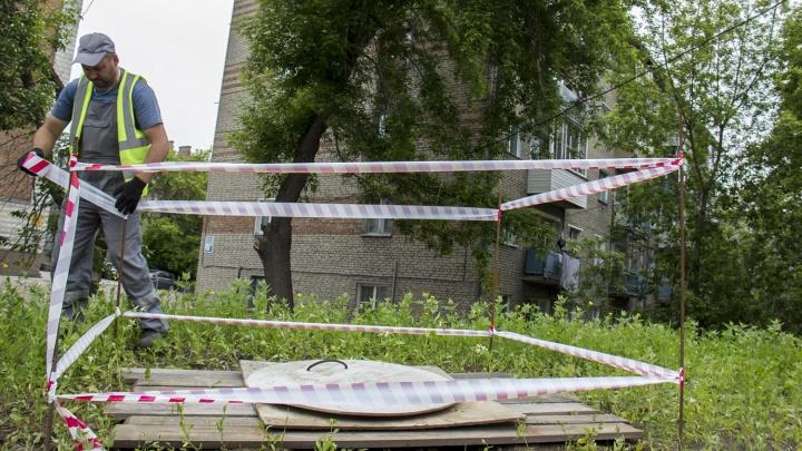 Жители многоэтажки помешали ставить рекламный щит рядом со своим домом