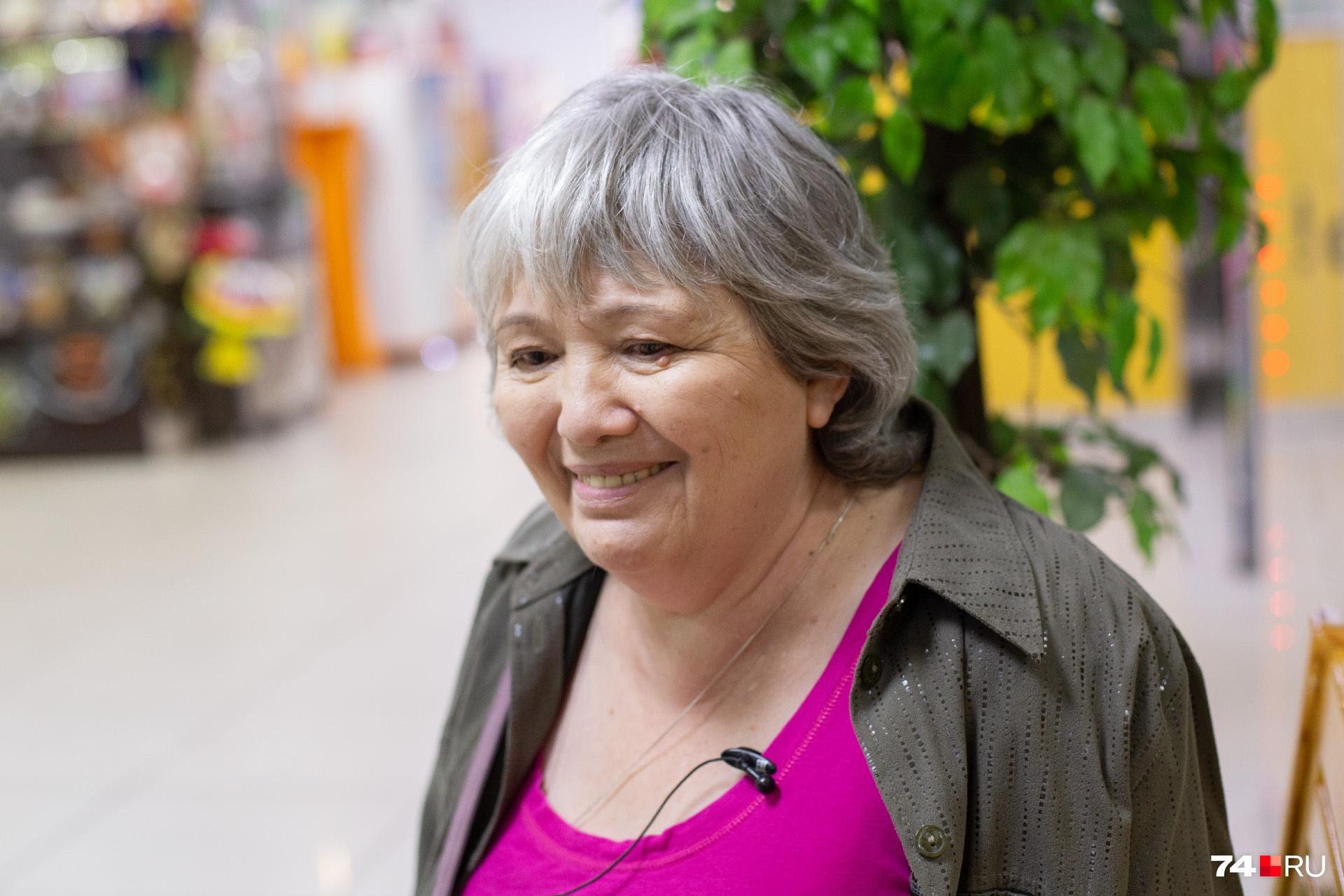 Нина Ивановна одна воспитывала двух особенных детей и при этом успевала работать