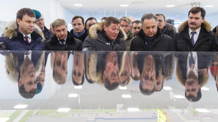 О которых мечтал Мутко: федеральные эксперты одобрили проект телетрапов в волгоградском аэропорту