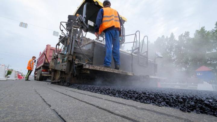 Минус две полосы: участок трассы Челябинск — Екатеринбург сузят из-за дорожного ремонта