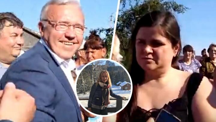 «Вырвано из контекста»: в пресс-службе губернатора прокомментировали «хамское» видео из Канска