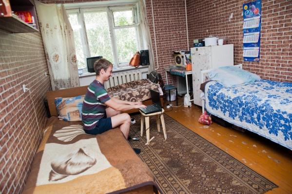 Студенческое общежитие — настоящая школа жизни для многих