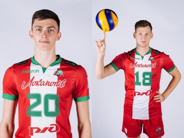 Сегодня днём волейболисты сборной России Ильяс Куркаев и Алексей Родичев прилетели в Новосибирск— им предстоит подготовка к клубному сезону