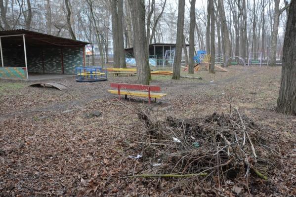 На месте заброшенного детского сада собираются построить новый