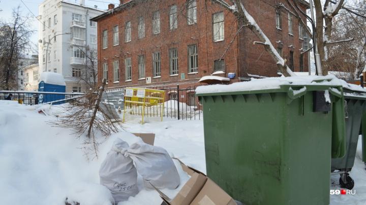 В Прикамье жители четырех тысяч домов начали платить за вывоз мусора напрямую регоператору