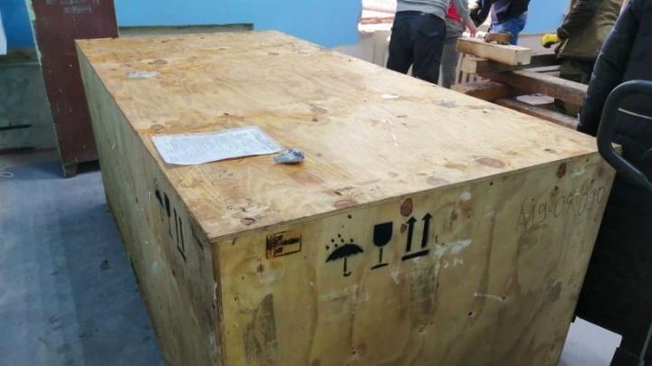 В больнице Новодвинска появился новый рентгеновский аппарат