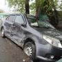 Пьяный водитель врезался в ИЖ и протаранил забор детского сада в Кургане