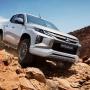 Mitsubishi представила новый джип-грузовик за 2 миллиона