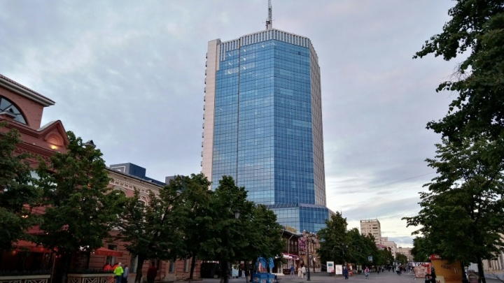 Офисный центр «Челябинск-Сити» решили превратить в гостиницу к саммитам ШОС и БРИКС