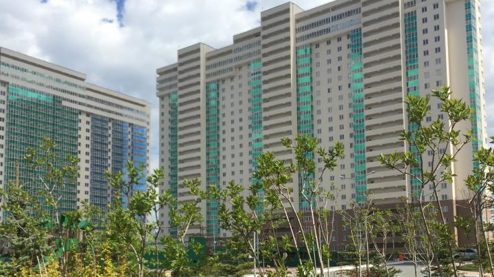 С видом на центр: на Юго-Западе построят ещё два высотных дома комфорткласса