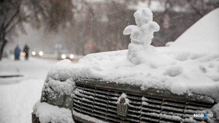Синоптики дали прогноз погоды на три дня: новосибирцев ждут только лёгкие морозы