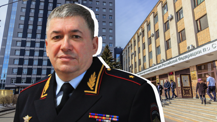 Путин повысил замначальника ГУ МВД России по Самарской области