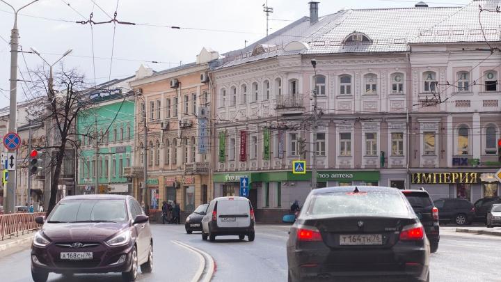Вопрос жадности: историк и бизнесмен рассказал, почему центр Ярославля ещё не застроили