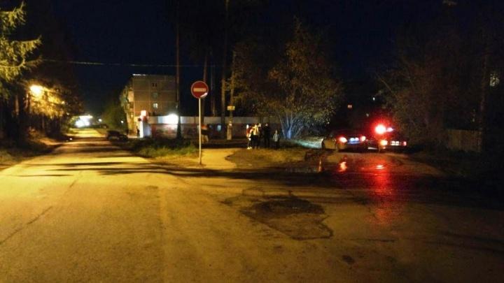 В Компрессорном водитель Hyundai Solaris сбил 13-летнего мальчика