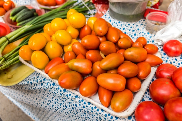 Новосибирцы стали всё чаще продавать излишки с огорода через сайты объявлений
