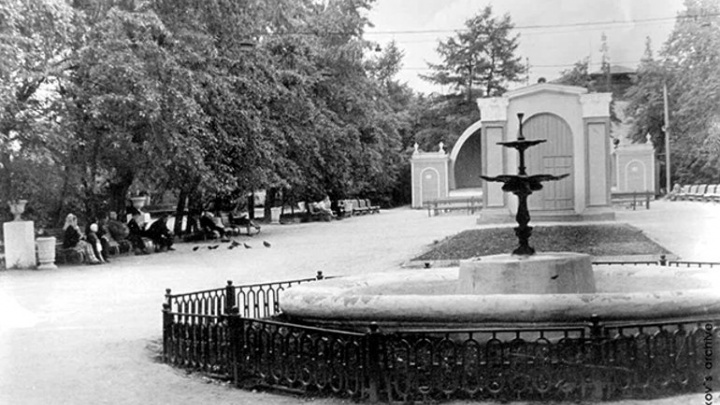 Пел Утёсов, выступал цирк: вспоминаем историю сада Вайнера, где построят новый корпус филармонии
