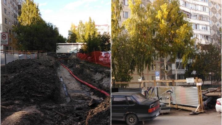 Четыре дома на Широтной с июля без горячей воды: тюменцы опасаются, что останутся без тепла