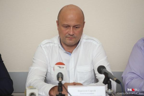 Сергей Березуев хотел поделиться секретами весеннего преображения