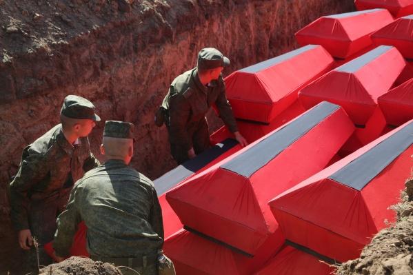 Останки найденного бойца увезут в Вологодскую область