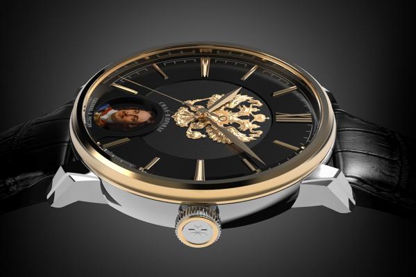 Часы самарского дизайнера обошли 70 проектов на конкурсе