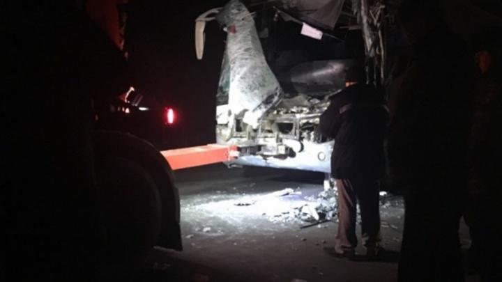 Трудовые инспекторы выяснили, кто виноват в смертельном ДТП с автобусом «Тюменьстальмоста»