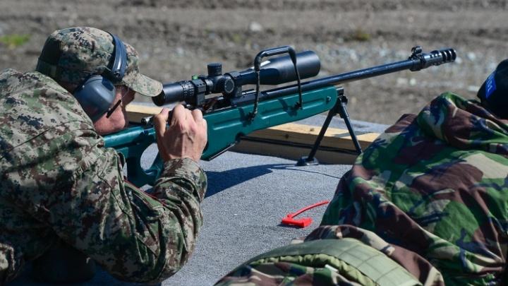 Один патрон — тысяча рублей: на Урале собрались 60 снайперов, чтобы выяснить, кто точнее стреляет