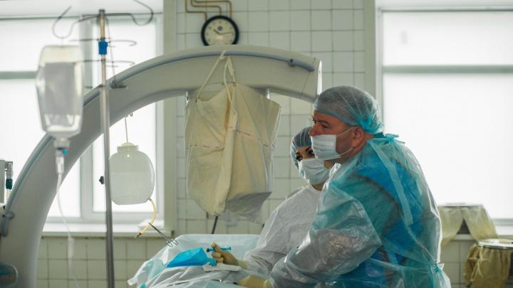 Лечить было нечем: сибирячку перевезли в другую больницу, чтобы избавить от адской боли