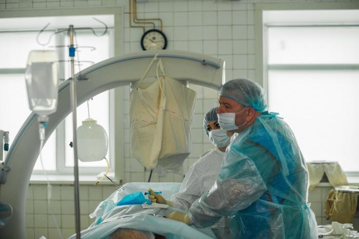 Оборудование, которое смогло спасти 62-летнюю пациентку, появилось в областной больнице в 2018 году