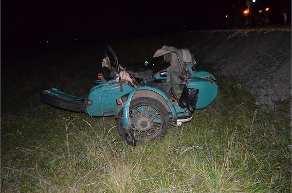 В Башкирии мотоциклист без прав устроил ДТП и погиб