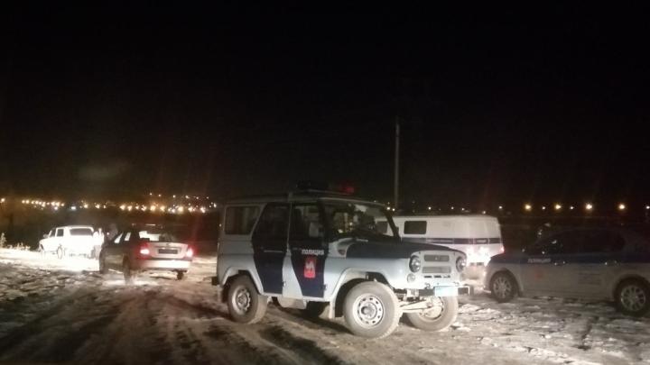 «Гнались пять экипажей»: в Магнитогорске «Нива» сбила полицейского и протаранила два патрульных авто