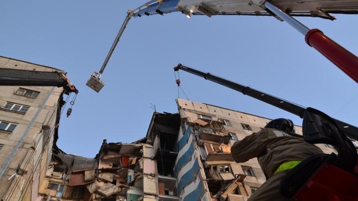 «Искать людей невозможно»: в Магнитогорске МЧС приостановило разбор завалов из-за угрозы обрушения