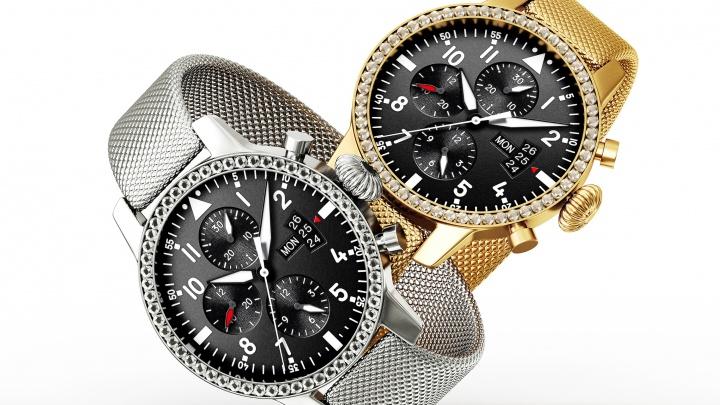 Среди тюменцев разыграют дорогие швейцарские часы