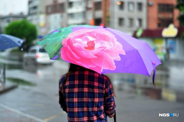 Лето в Кузбассе начнётся с дождей и прохлады