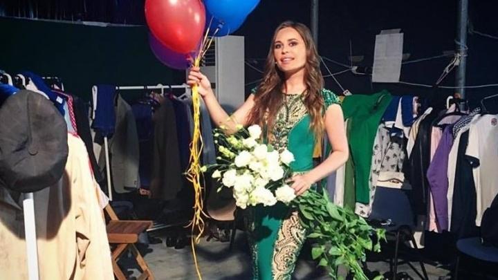 Юлия Михалкова поставит спектакль, в котором будет играть она одна