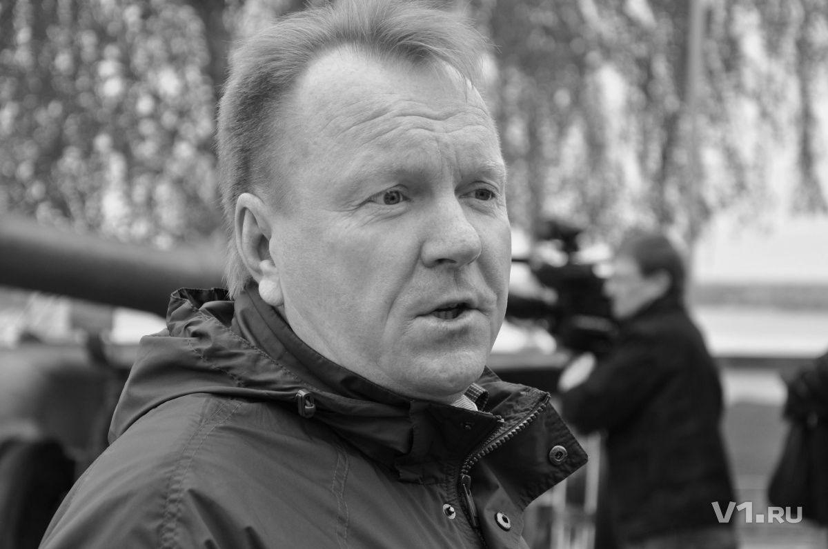 Алексей Васин умер на 52-м году жизни