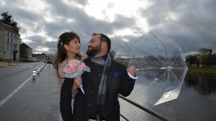 Любить иностранца: история красноярской девушки и француза, которая переросла в книгу о любви