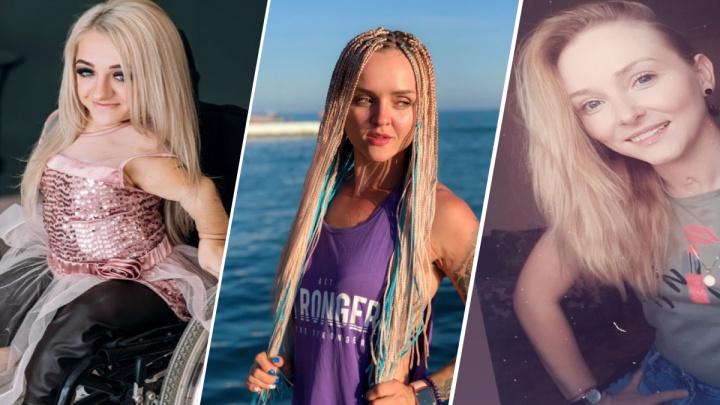 Прикованные к коляскам девушки претендуют на победу в конкурсе красоты: началось онлайн-голосование